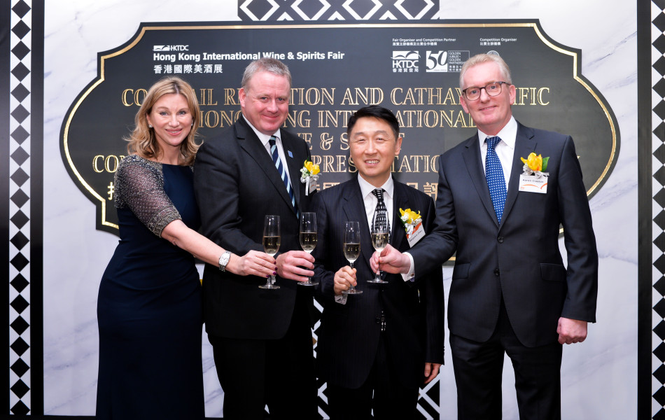 JOVAL Wines Receives Trophies & Medals at the Cathay Pacific Hong Kong International Wine & Spirits Competition 2016